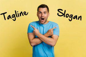 tagline vs slogan
