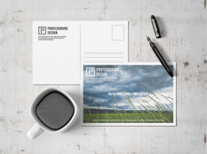 Roofing Postcard Marketing