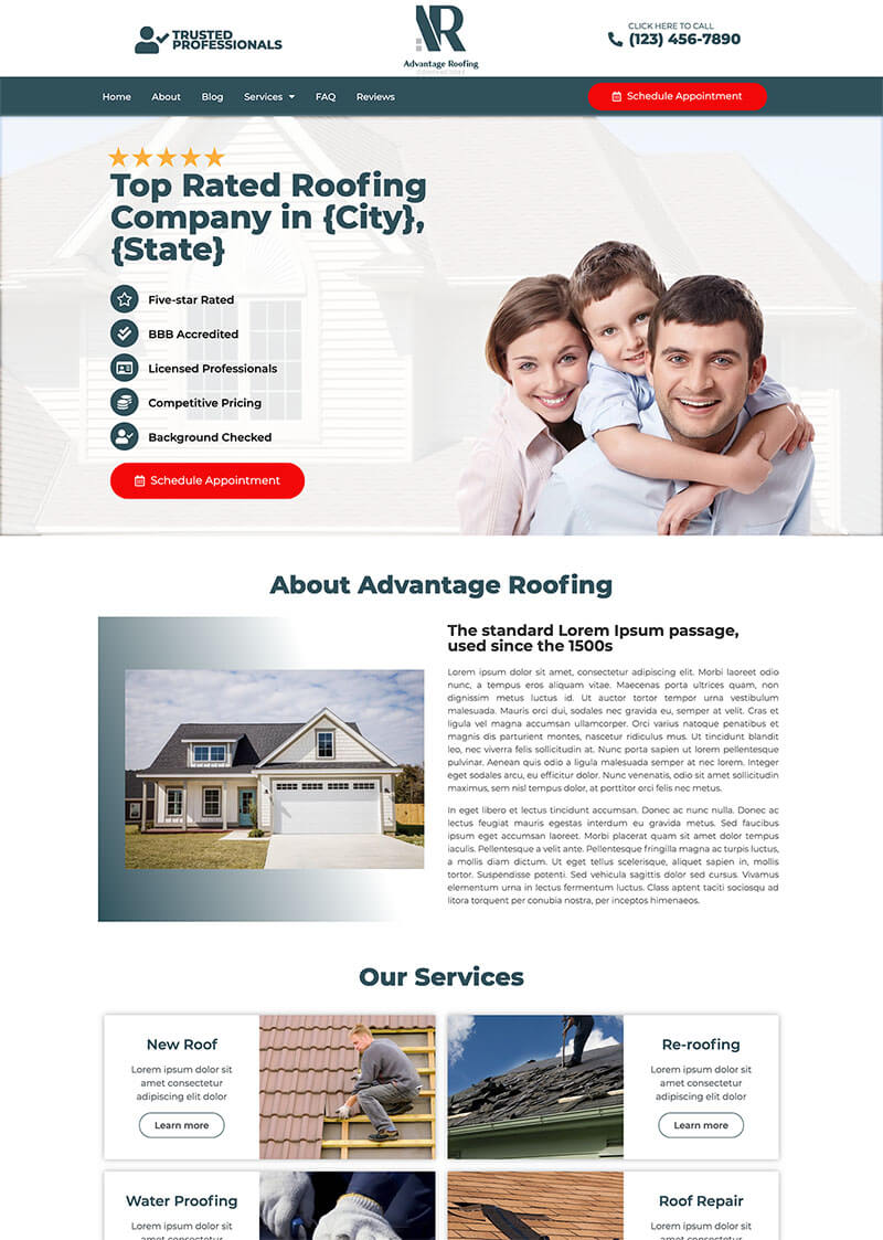 Advantage Roofing Contractor