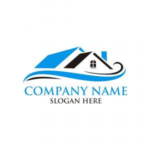 Unique Logo Design for Roofing Website