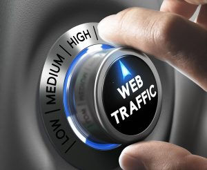 you are getting little or no traffic in your roofing website